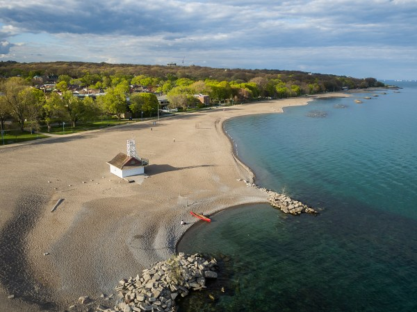 Gilford Ontario Beach