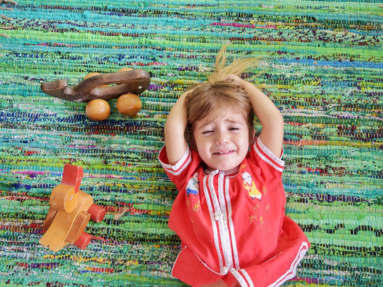 How to deal with aggressive toddler behaviour - Today's Parent