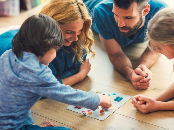 6 Cooperative Board Games Kids Hate Lose