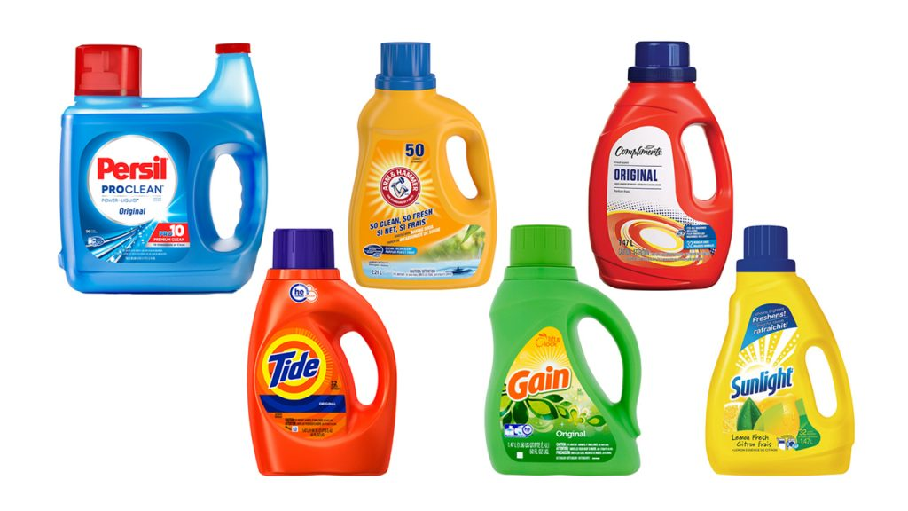 best laundry detergents of