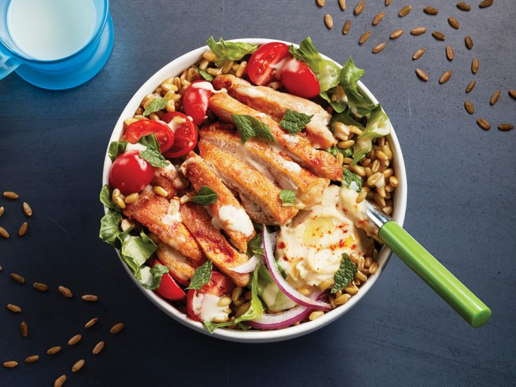 12 hearty-but-healthy recipes for weeknight dinners