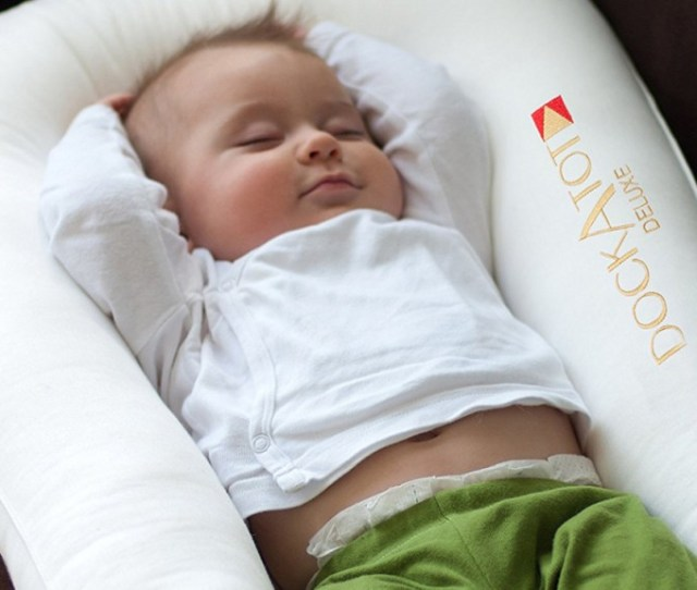 Products Like The Dockatot Have Become Wildly Popular Lately But Doctors And Experts Say Parents Should Not Be Letting Their Babies Sleep In Them