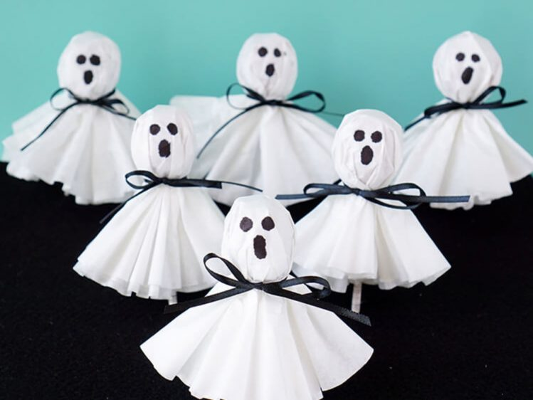 13 halloween crafts for