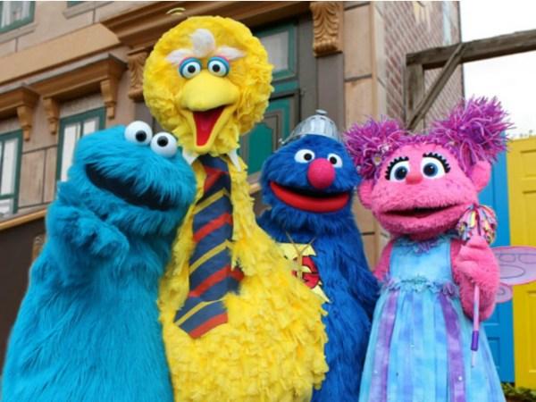 Sesame Street Julia Doll - Year of Clean Water