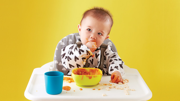 Starting baby on solids: 7 frequently asked questions