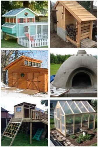 Free Homestead Building Plans, Projects and Design Ideas
