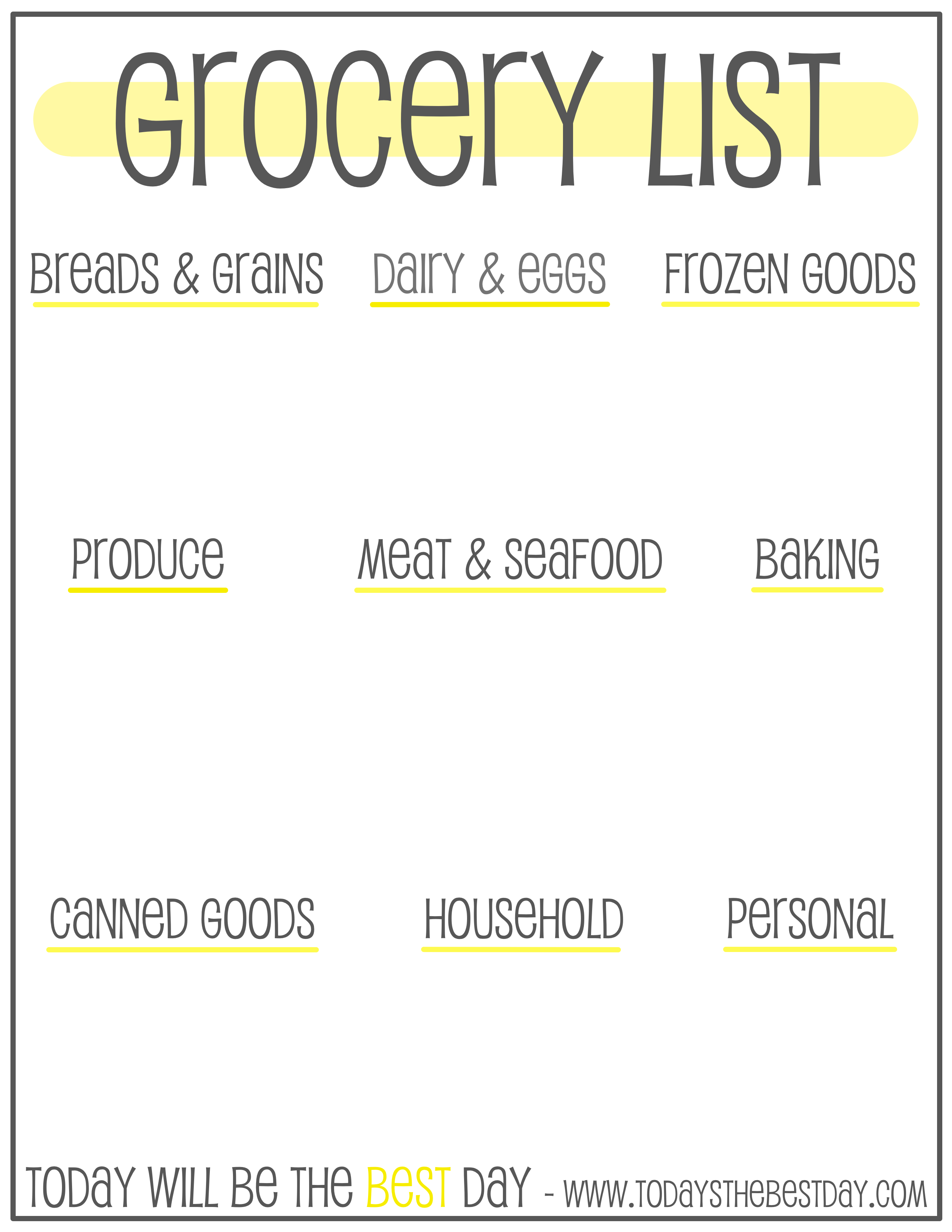 Walmart Price Matching Amp Free Printable Grocery List