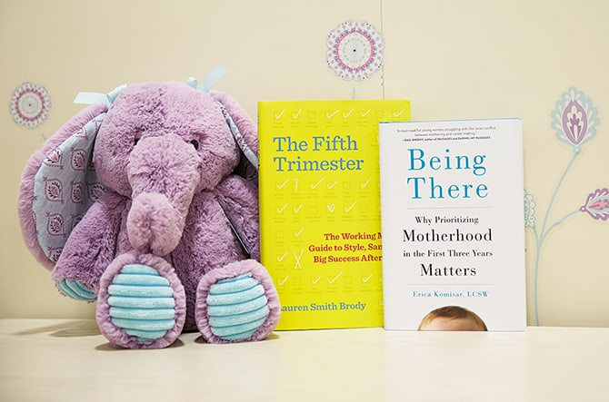 To Work or Not to Work After Baby: Two Books that Might Help