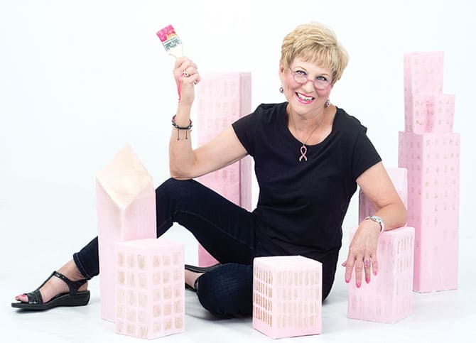 Featured Pink Woman: Deena Kleehamer