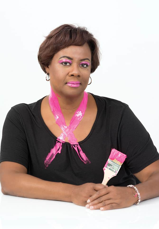 Featured Pink Woman: Tamela Cooke