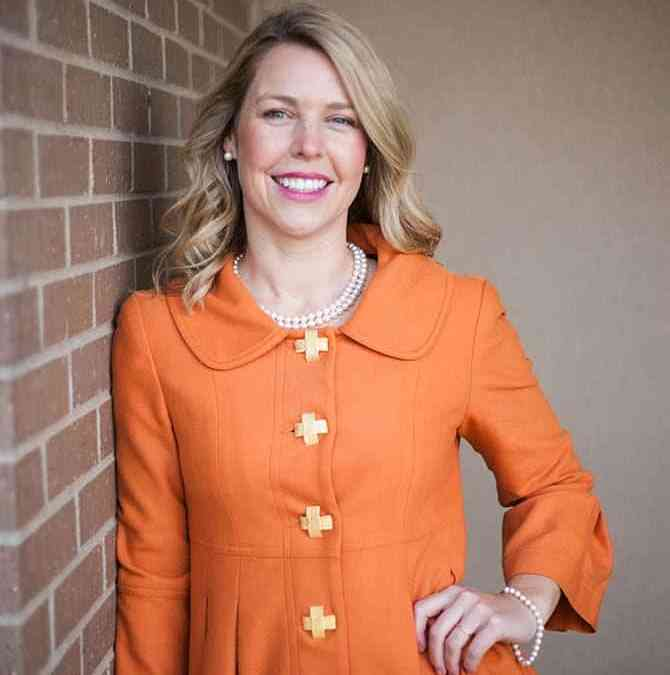 How She Helps By Teaching Business Etiquette