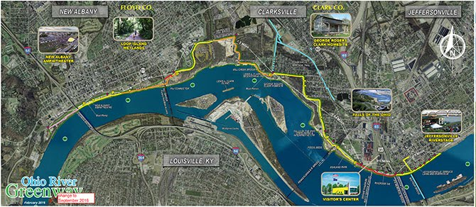 Community Gifts: Ohio River Greenway