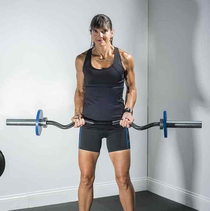Doris Hasler Found Her Strength