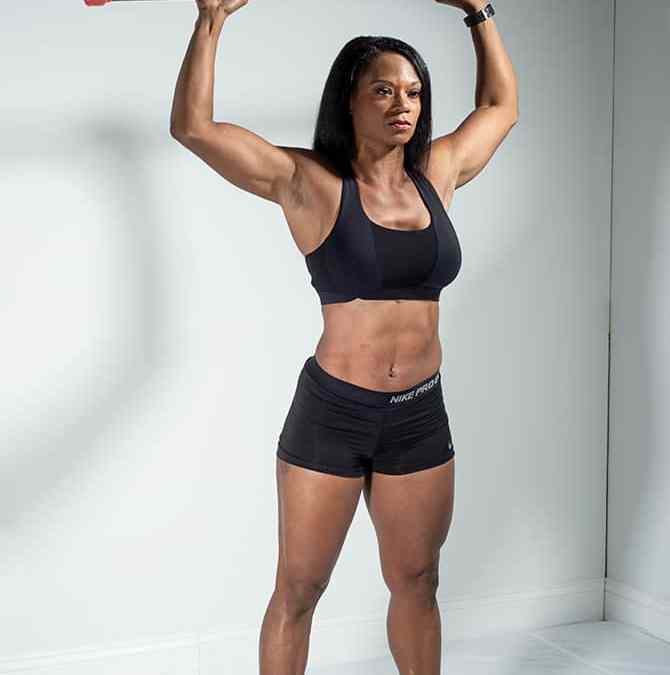How Strong is Ericka Herd?