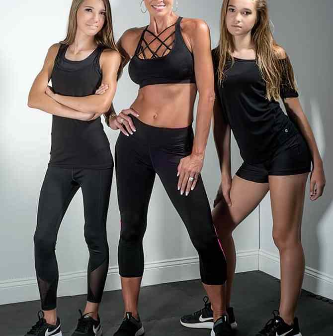 Strong Mom = Strong Daughters