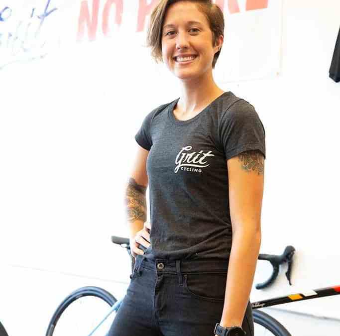 Biking to a New Balance