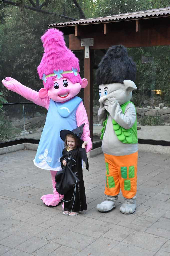 Score Tickets to the Zoo's Big Halloween Party!