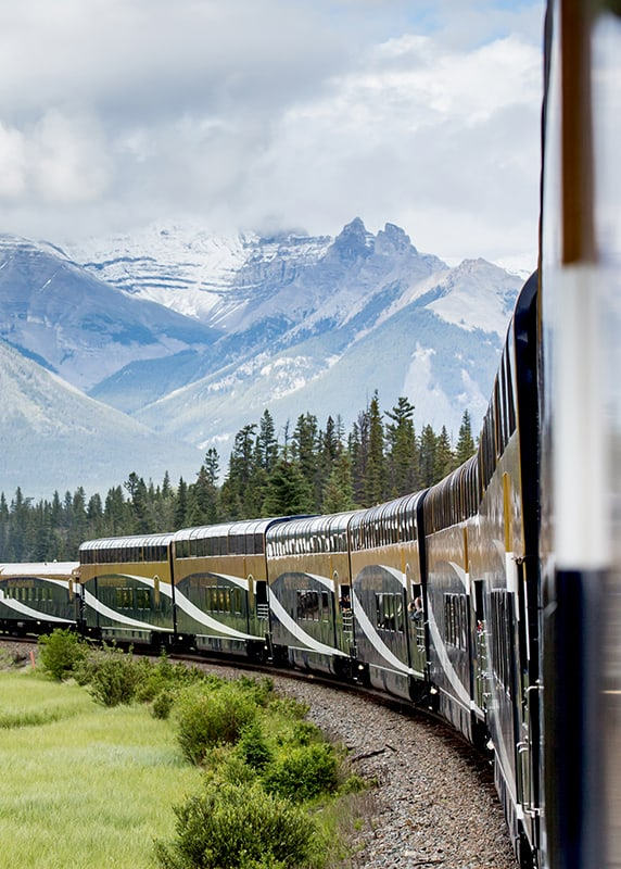 Why This Travel Agent Recommends a Train Ride for Your Next Vacation