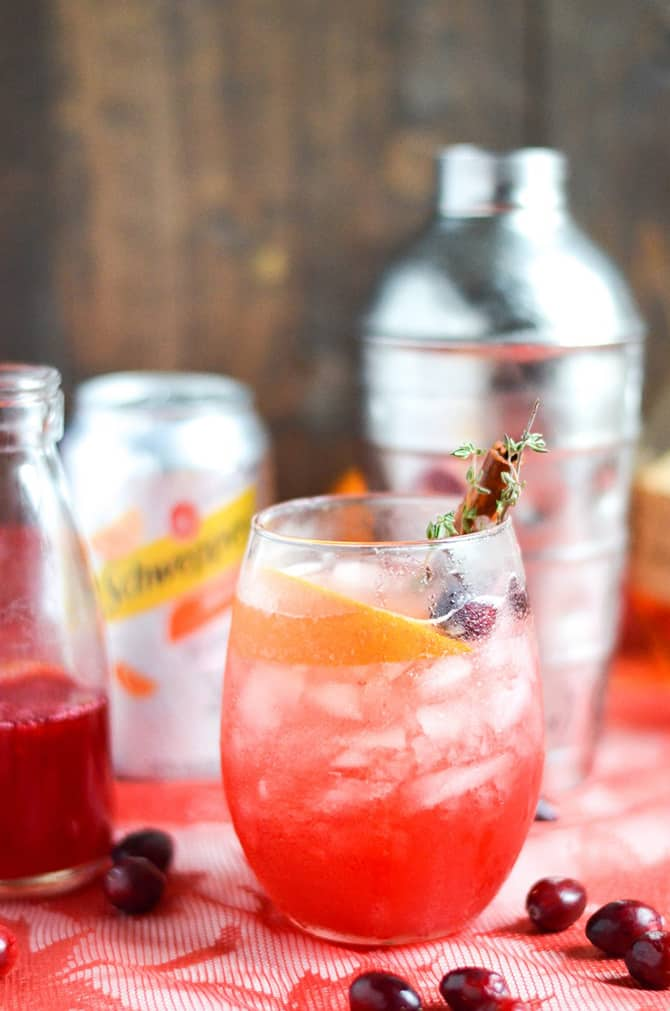 Cranberry Orange Smash