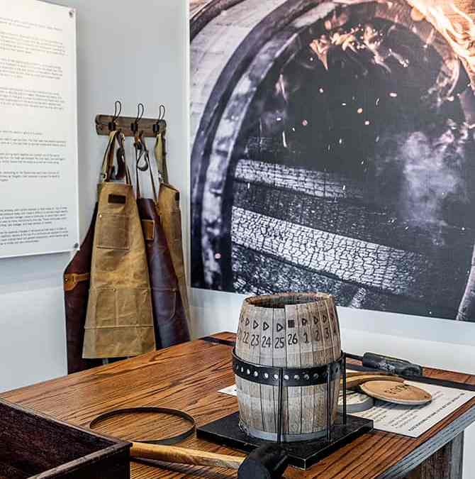 Get a Bourbon Lesson and More at the Frazier History Museum