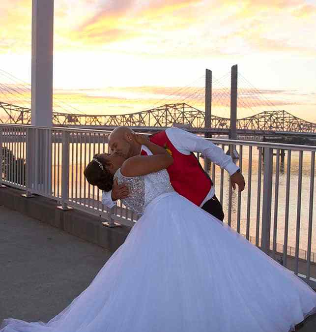 """Louisville Lovin"" Wedding"