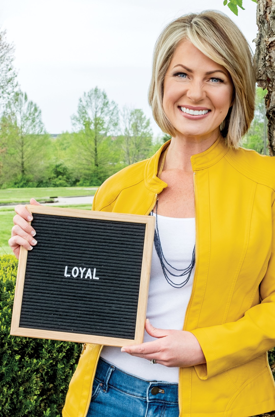 Meet Lauren Jones, 2019 Most Admired Woman — Media
