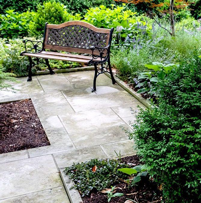 Living Beautifully in a Not So Secret Garden