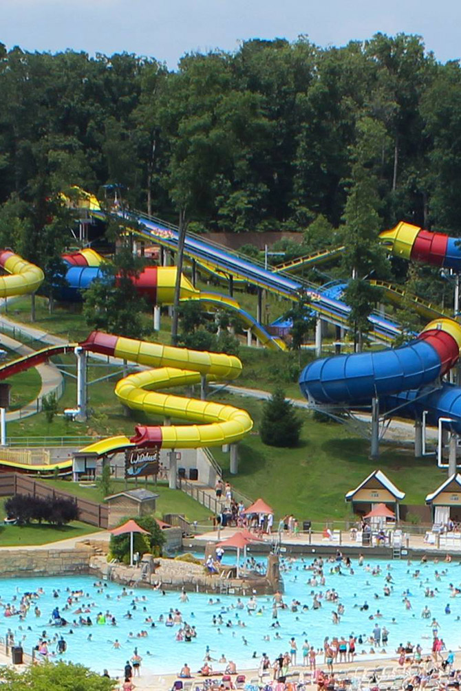 Win 2 tickets to Holiday World