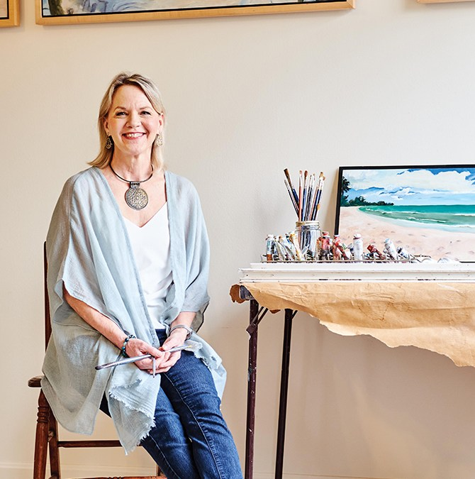 Artisans & Makers – Sharon Weis
