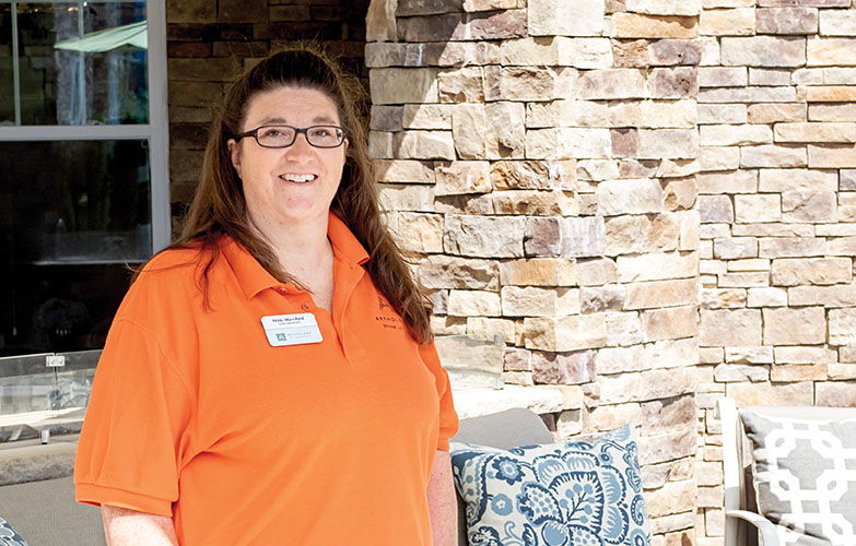 Anthology of Louisville Caregiver Approaches her Job with Energy and Enthusiasm