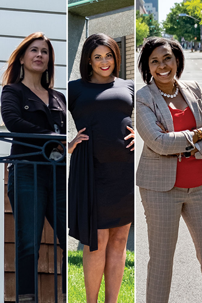 Who are the 2020 Most Admired Woman Nominees and Winners? (part 4 of 4)