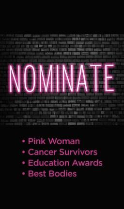 Nominate Someone Today