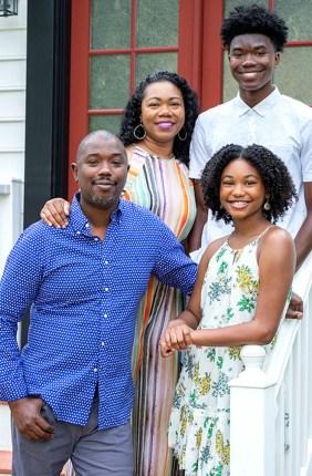 Raising A Racially Sensitive Child: The Franklin Family