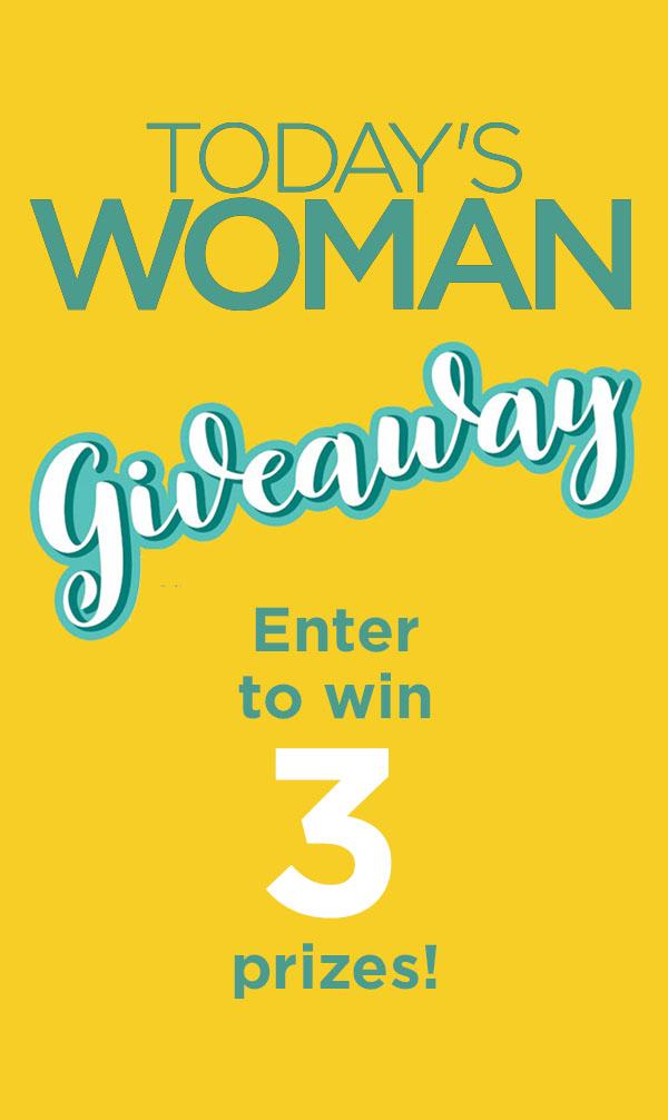 Enter to Win 3 Fun Prizes!
