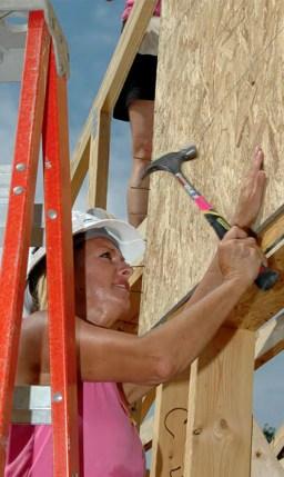 Power Women Creating New Homes