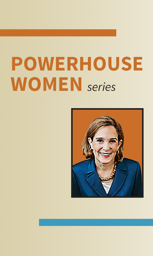 PowerHouse Women — (Julie) Valle Jones