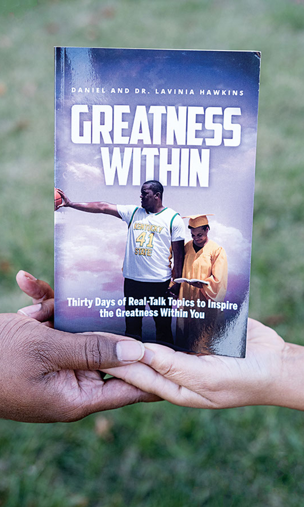 Gifts To Our Community: Greatness Within