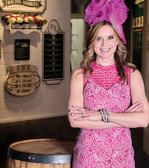 The Women Behind the Derby Traditions