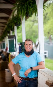 """""""I trained a lot of horses for my father and we've been partners for a long time and we've always had fillies. So it's interesting to have a colt. I always thought if I was going to get here this week it would be for the Oaks — not the Derby."""""""