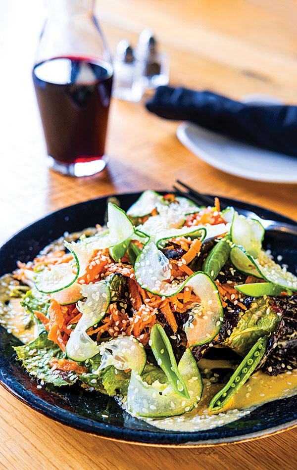 Bowls of Fresh Goodness — Summery Salads