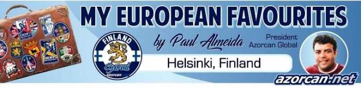 My European Favourites – Helsinki, Finland