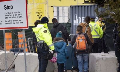 Amnesty International urges Canada to suspend refugee agreement with US