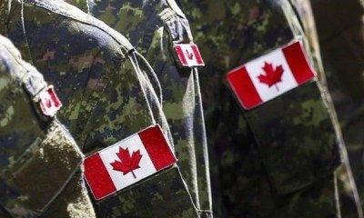 Canadian military class action lawsuit