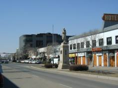 Cenotaph 2001, City of Red Deer