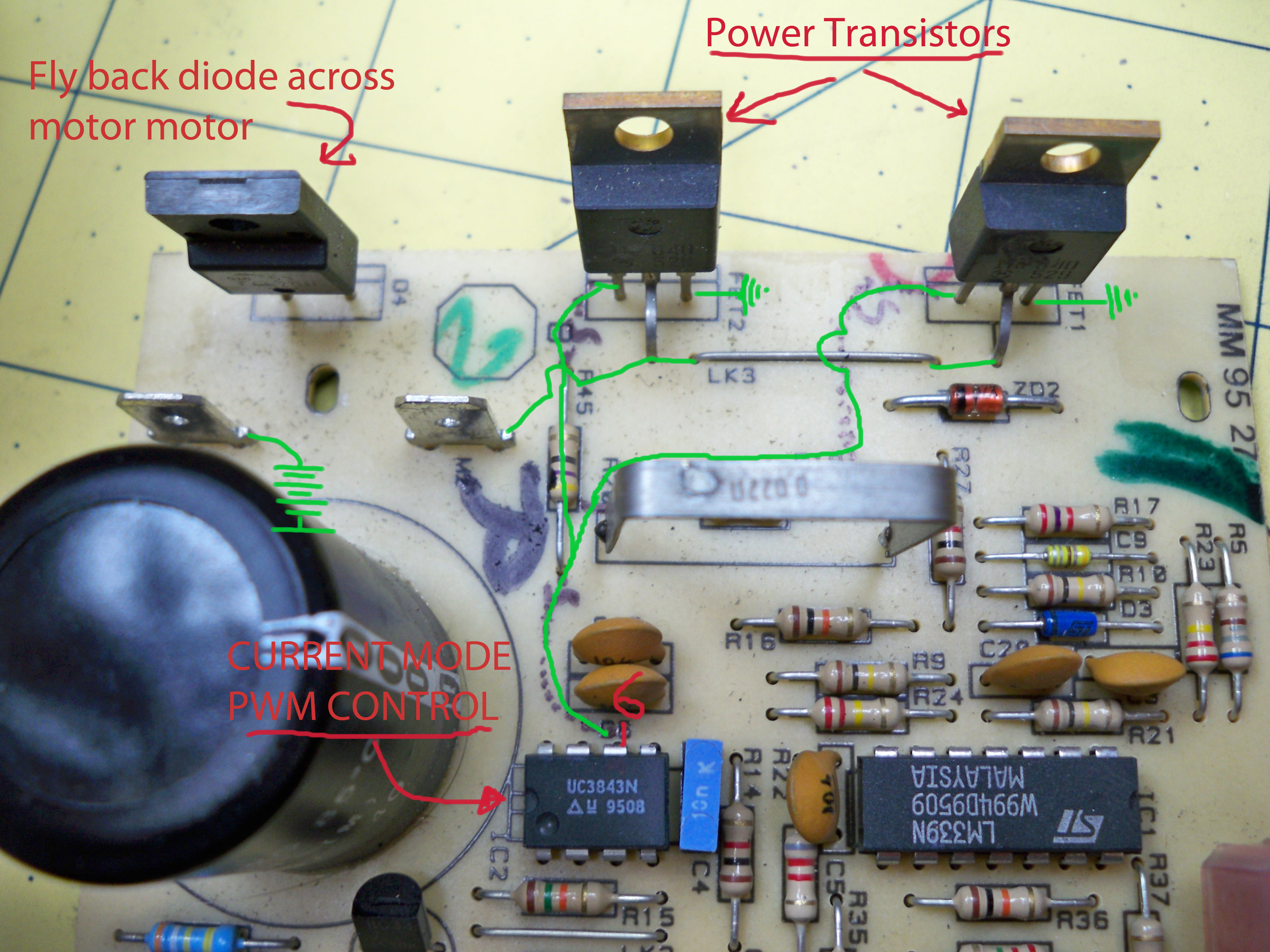 Mosfet Power Amp