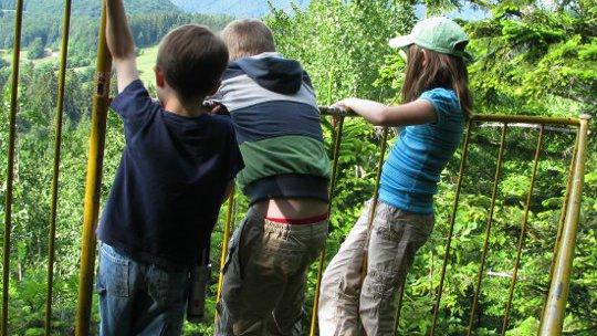 slovakia lookout hiking