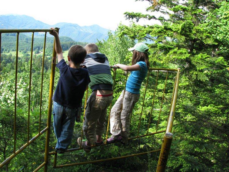 slovak mountain lookout