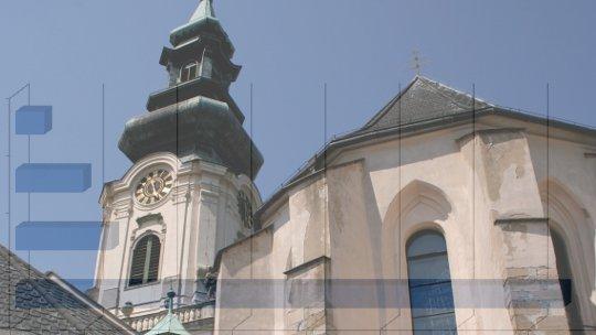 Nitra cathedral stats