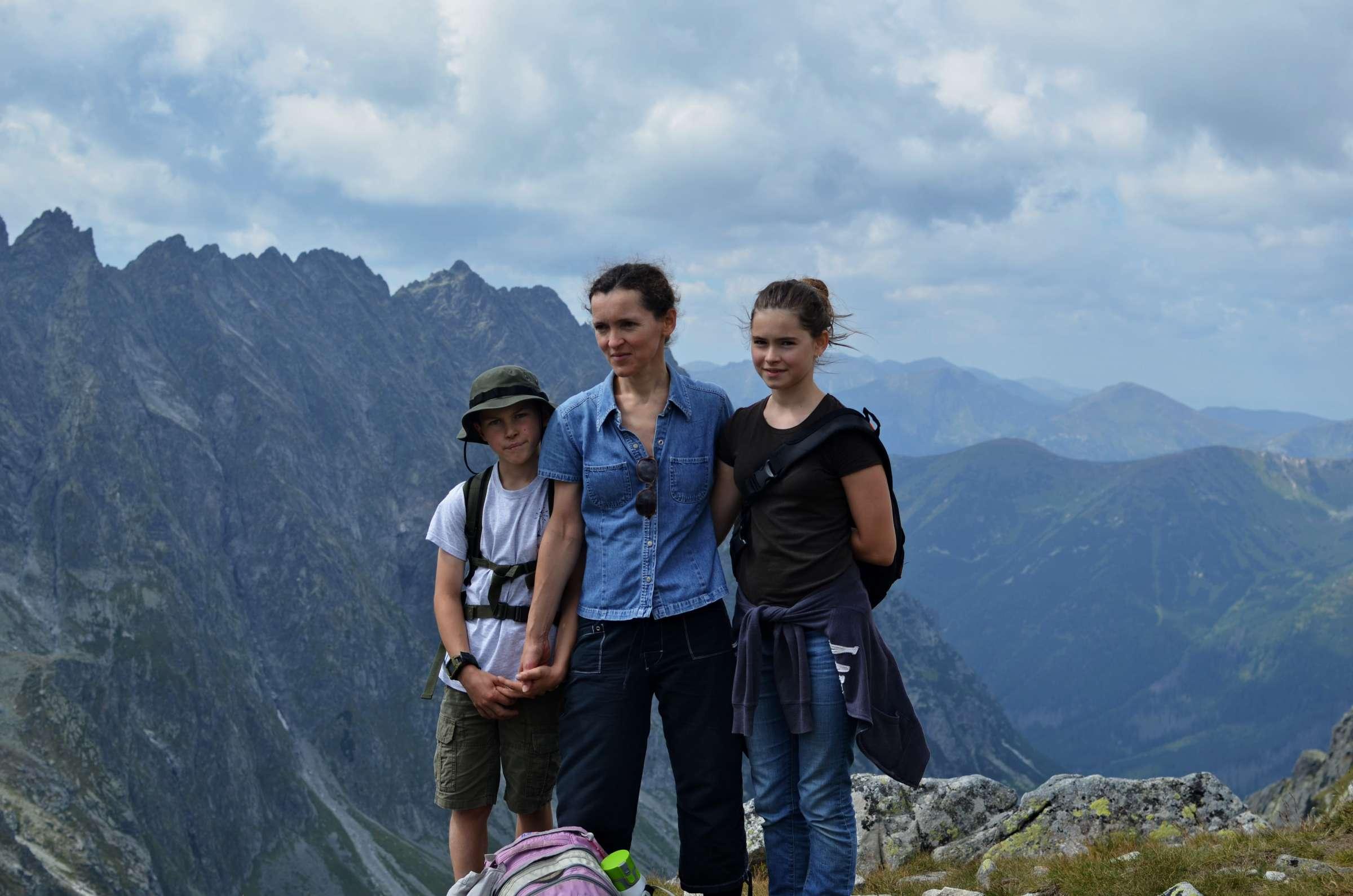 Kôprovský Peak