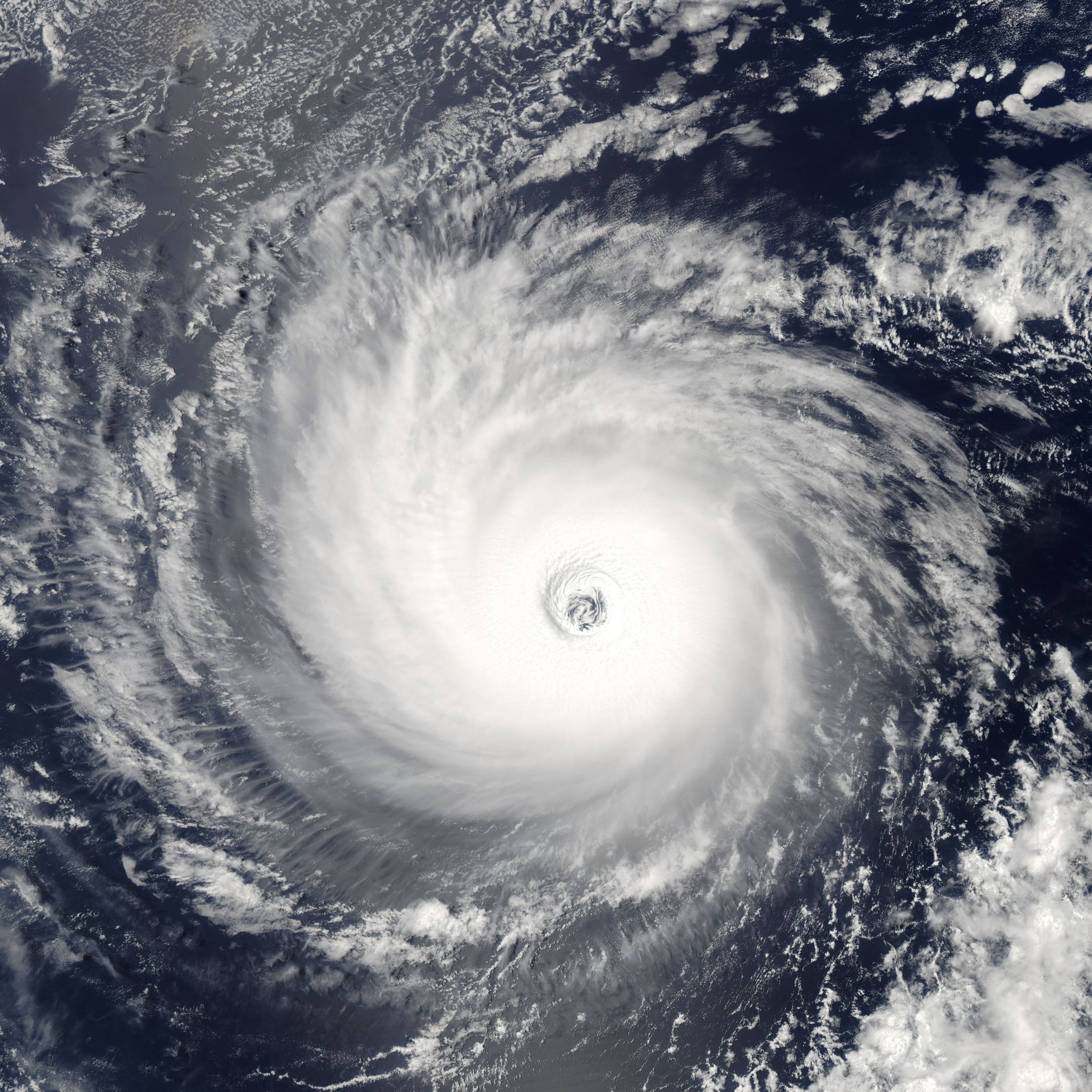 Hurrican Daniel
